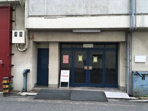 コベヨガ神戸浜エアリアルヨガスタジオの写真