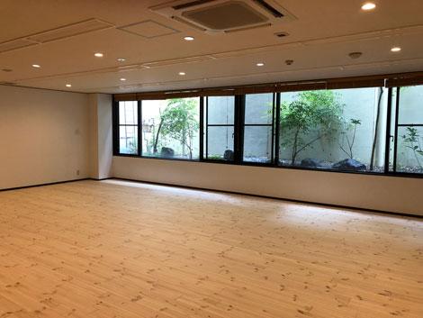 コベヨガ京都三条スタジオ写真